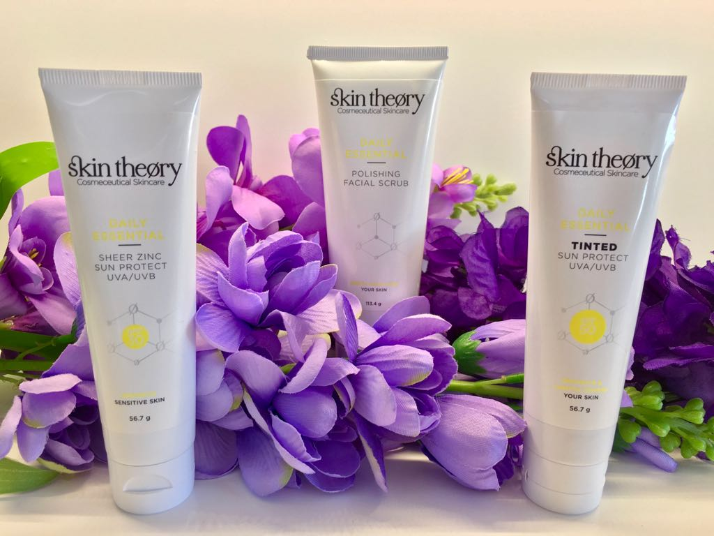 Skin theory Products by Therapie Clinic